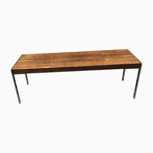 Rosewood Coffee Table by Richard Young for Merrow Associates, 1970s