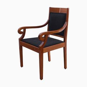 Biedermeier Style Armchair, 1900s
