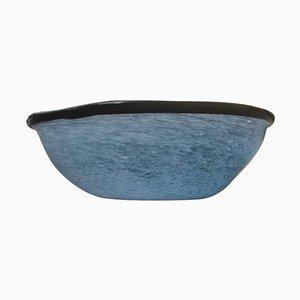 Große Schale aus Kunst-Muranoglas, 1970er