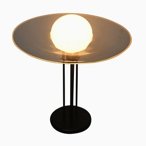 Saturno Murano Glass Table Lamp by Lino Tagliapietra for Effetre International, 1980s