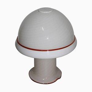 Lámpara de mesa italiana de Lino Tagliapietra para Effetre International, años 80