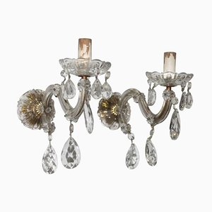 Maria Theresa Sconces, 1950s, Set of 2