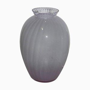 Vasenförmige Tischlampe aus Muranoglas von Carlo Moretti, 1970er