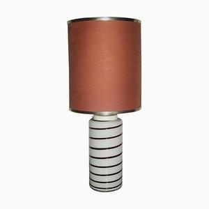 Vintage Tischlampe aus Muranoglas, 1970er