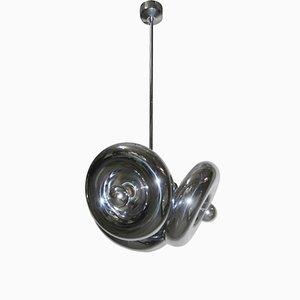 Lámpara de araña de Ingo Maurer, años 70