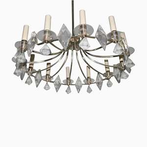 Mid-Century Chandelier from Sciolari, 1960s