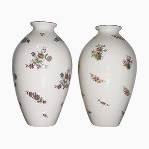 Monza Vasen von Guido Andloviz für Lavenia, 1940er, 2er Set