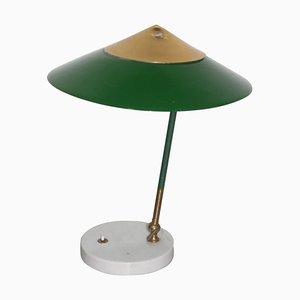 Lámpara de mesa de plexiglás de Stilux Milano, años 50