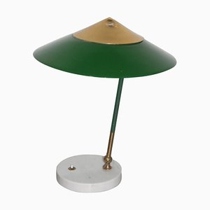 Plexiglas Table Lamp from Stilux Milano, 1950s