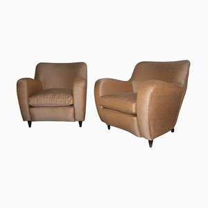Club chair Mid-Century, anni '50, set di 2