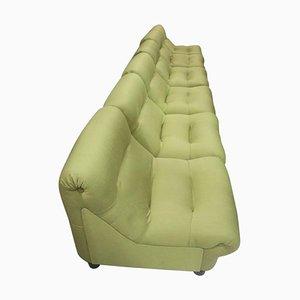 Juego de sofás modular Rezia italiano Pop Art, años 70