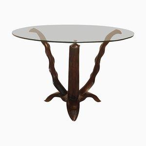 Table Basse Mid-Century, Italie, 1940s