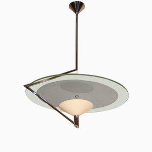 Lámpara de techo italiana vintage de Daniela Puppa para Fontana Arte