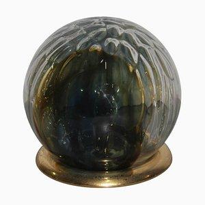 Lampada da tavolo in vetro di Murano di VeArt, anni '60