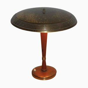 Mid-Century Italian Table Lamp from Lumi, 1950s