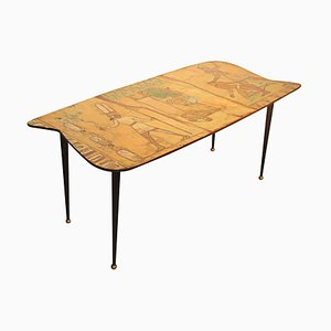 Table Basse Mid-Century de Decalage, Italie