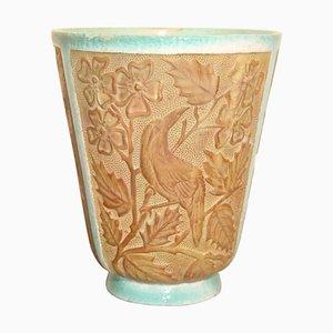 Italienische Vintage Vase von SACA, 1940er