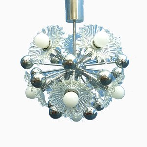 Mid-Century Chrome Sputnik Lamp from Cosack, 1960s