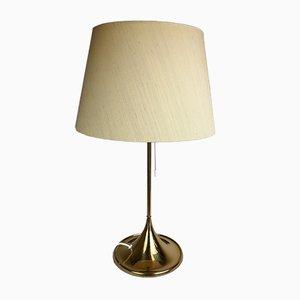 Lámpara de mesa B-024 de Bergboms, años 60