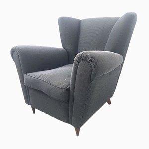 Italienischer Mid-Century Sessel von Melchiorre Bega, 1950er