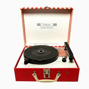 Model 32301 Turntable from Silvertone, 1960s