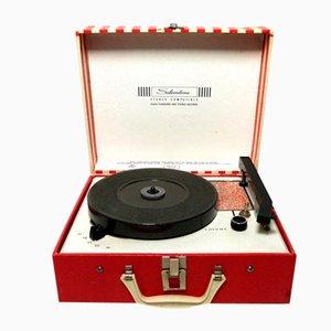Modell 32301 Turntable von Silvertone, 1960er