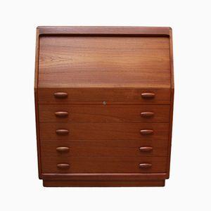 SM20 Teak Secretaire or Dresser from Dyrlund, 1960s