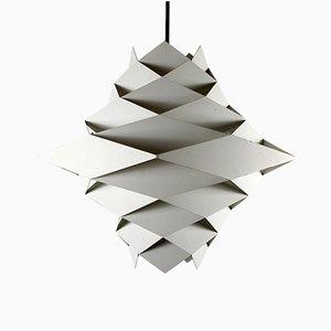 Lampe à Suspension Symfoni par Preben Dal pour Hans Følsgaard, 1950s