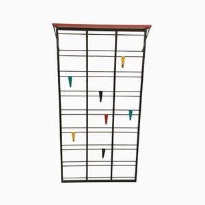 Niederländische Tone Ladder Garderobe von Coen de Vries für Pilastro, 1950er