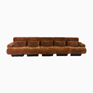 Juego de sofás modular de Otto Zapf para Zapf Production, años 60