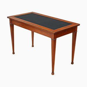 Antique Victorian Mahogany Desk Or Writing Table