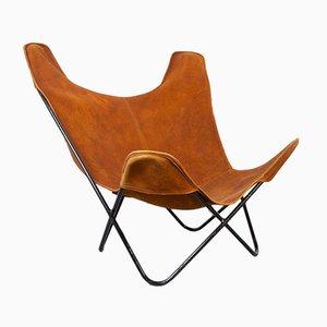 BKF Butterfly Chair by Jorge Ferrari-Hardoy, Antonio Bonet, & Juan Kurchan, 1970s