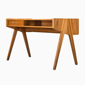 Vintage Desk by Helmut Magg for WK Möbel, 1950s
