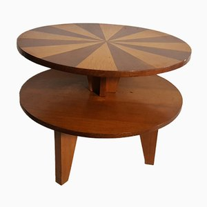 Tavolino da caffè vintage, anni '50