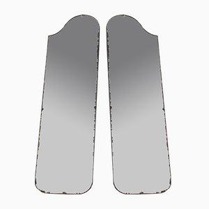 Art Deco Mirrors, Set of 2