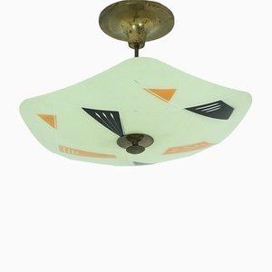 Lámpara de techo Mid-Century