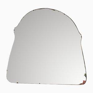 Rahmenloser Spiegel mit abgeschrägten Kanten