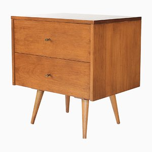 Two Drawer Nightstand by Paul McCobb for Planner Group, 1960s