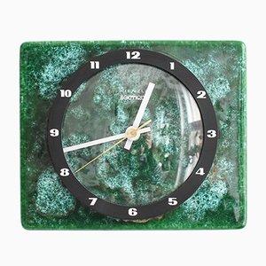 Reloj de pared de cerámica de Kienzle, años 60