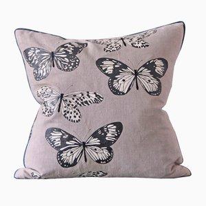 Cuscino Volo di Farfalle Uno di GAIADIPAOLA