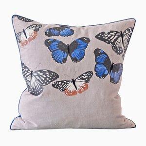 Cuscino Volo di Farfalle Due di GAIADIPAOLA