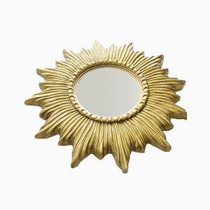 Specchio a forma di sole, anni '60