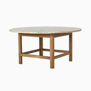 Marble Coffee Table by Josef Frank for Svenskt Tenn, 1950s