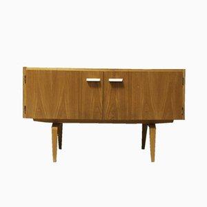 Plywood 427/A Sideboard by Franz Ehrlich for VEB Deutsche Werkstätten Hellerau, 1964