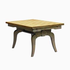 Table de Salle à Manger à Rallonge Mid-Century en Chêne