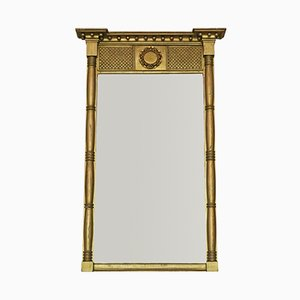 Regency Over Mantle or Wall Mirror, 1830s