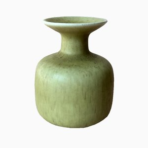 Small Mid-Century Swedish Ceramic Vase by Gunnar Nylund for Rorstrand