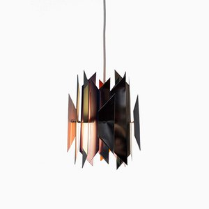 Vintage Pendant Lamp by Simon Henningsen for Lyfa, 1960s