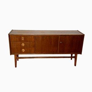 Enfilade Vintage en Teck, 1960s