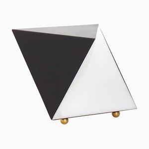 Geometrische Tischlampe von Raak, 1970er